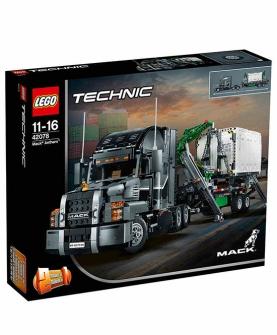 积木拼装玩具马克卡车