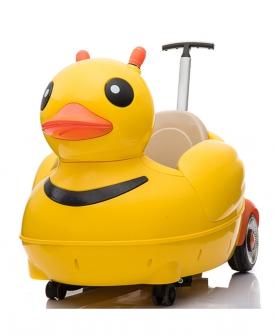 儿童电动车四轮童车带遥控