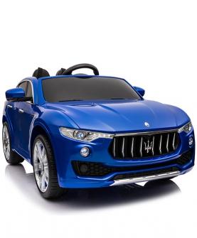 玛莎拉蒂授权车儿童电动车
