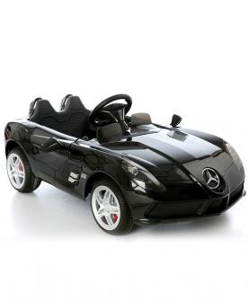 奔驰SLR儿童电动车可坐