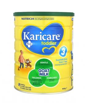婴儿羊奶粉3段