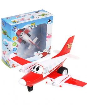 云奇声光玩具飞机