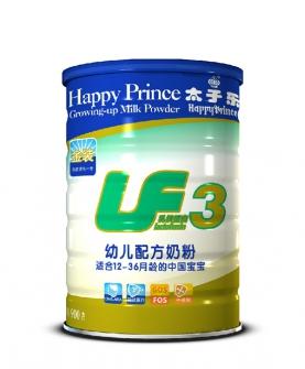 金装乳铁蛋白三段幼儿奶粉3段