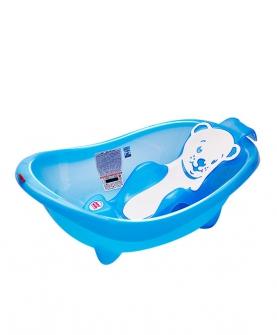 婴儿洗澡盆新生儿可坐躺通用