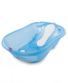婴儿浴盆可坐躺大号