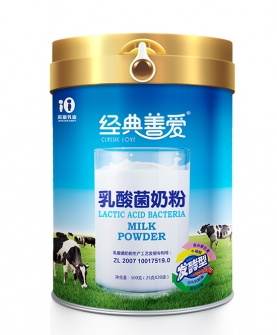 发酵型乳酸菌牛奶粉