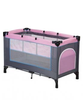 简易婴儿折叠床