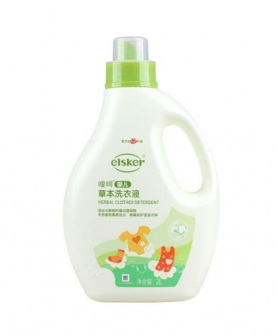嬰兒草本洗衣液2L
