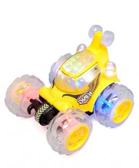 遥控翻斗车玩具
