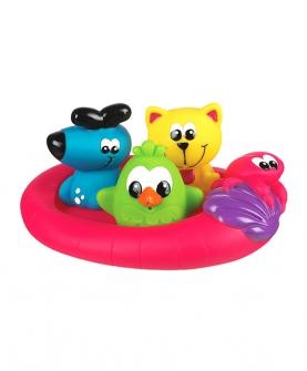 洗澡玩具漂浮