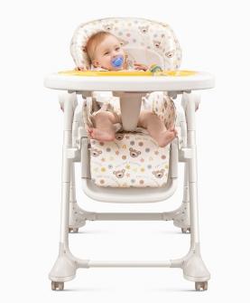 儿童餐椅多功能可折叠摇椅