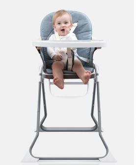 多功能便携可折叠儿童餐椅