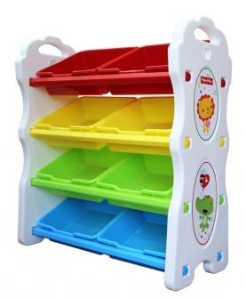 宝宝玩具整理架