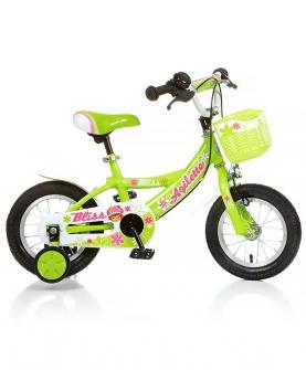 儿童女款脚踏车