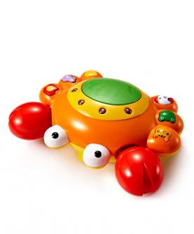 爬行小蟹婴幼儿玩具