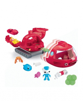 玩具马蹄蟹艇套装