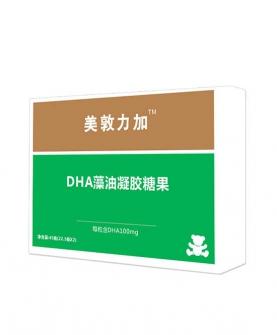 DHA海藻油软胶囊