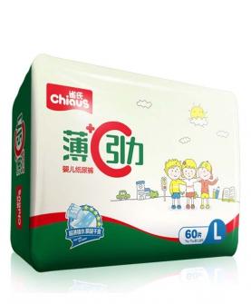 薄+C引力婴儿纸尿裤L