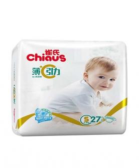 薄+C引力新生儿小号纸尿裤S