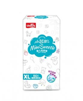 小芯肌婴儿纸尿裤XL50