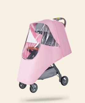 婴儿车防风罩
