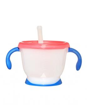 儿童吸管训练水杯