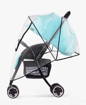 婴儿推车雨罩加厚
