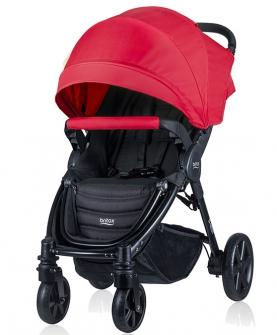 四轮避震婴儿推车