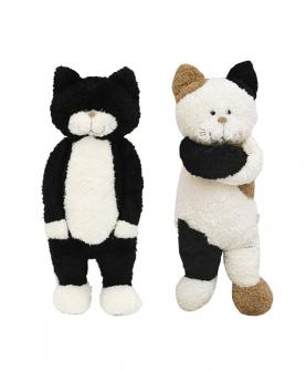 猫公仔毛绒玩具