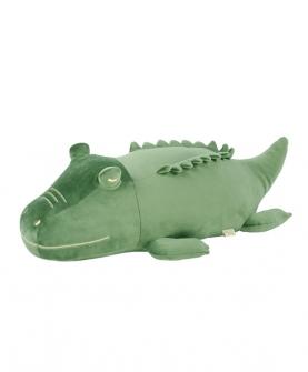大鳄鱼公仔毛绒玩具