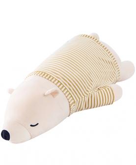 趴趴熊毛绒玩具女孩懒人抱枕