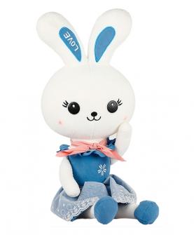 兔子毛绒玩具女生可爱玩偶