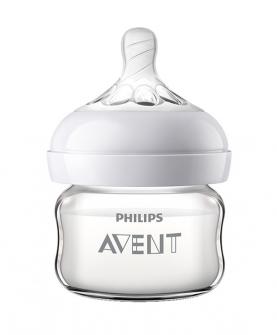 宽口径自然系列玻璃奶瓶