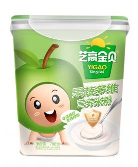 果蔬多维营养米粉-桶装