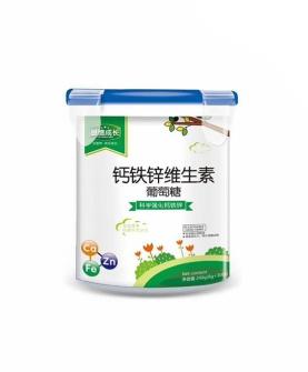 钙铁锌维生素葡萄糖