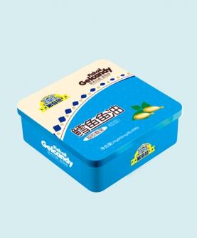 鳕鱼鱼油凝胶糖果