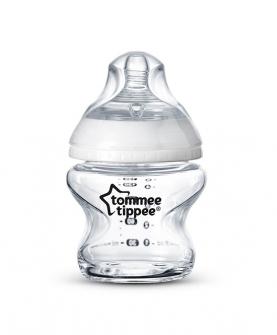 新生儿玻璃奶瓶宽口径宝宝防胀气