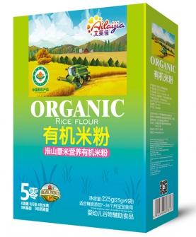淮山薏米营养有机米粉盒装