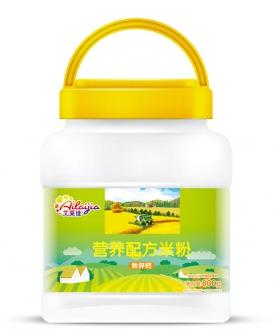 铁锌钙营养配方米粉