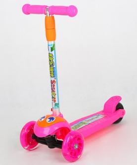 儿童滑板车闪光滑板车