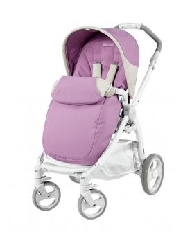 高景观婴儿推车可转向折叠