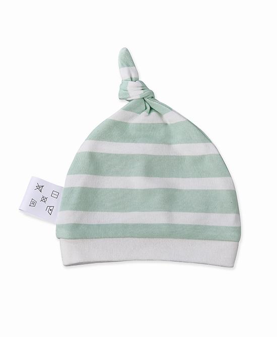 开心桔子婴童服饰新生儿帽子代理,样品编号:75467