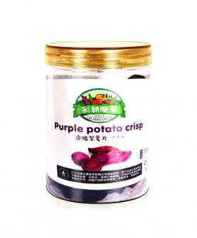 爽脆紫薯片