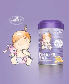 DHA+锌营养素
