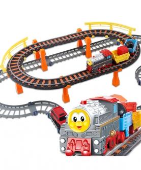 小火车套装轨道