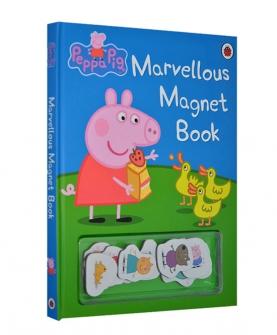小猪佩奇 奇妙的磁铁书