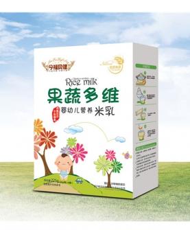 果蔬多维米乳盒装