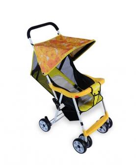 婴儿推车超轻便携
