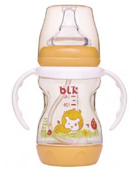 宽口径防胀气ppsu自动奶瓶160ml