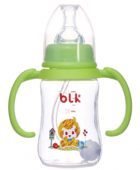PP标口径自动奶瓶120ml
